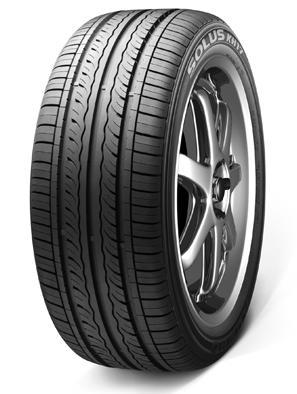 Solus KH17 Tires