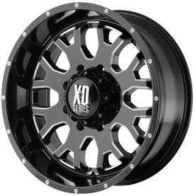 Menace (XD808) Tires