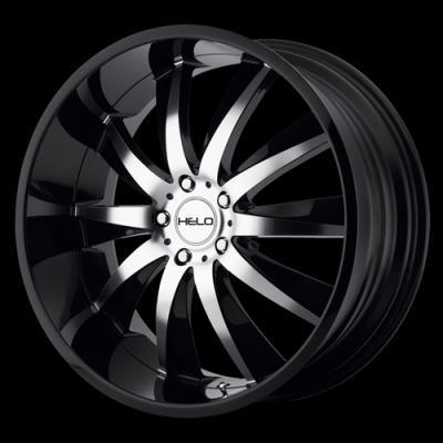HE851 Tires