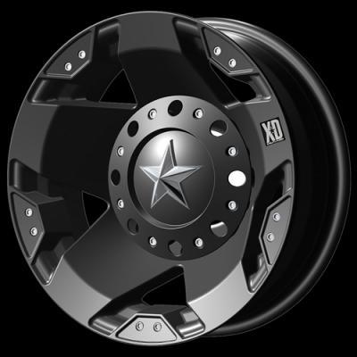 Rockstar Dually Rear (XD775) Tires
